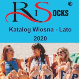 Katalog risocks wiosna / lato 2020