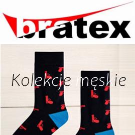 Bratex kolekcje męskie 2020/21